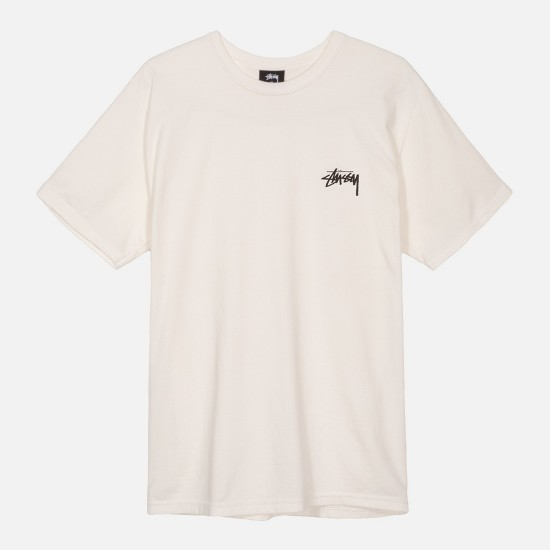 Live Clean Tee Natural