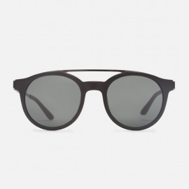 Luca Sunglasses Matte Black / Black