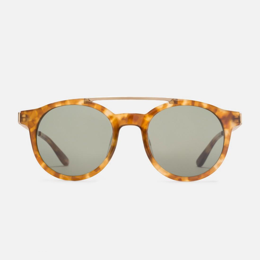cb2c56b826 Luca Sunglasses Tortoise   Green