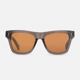Norton Sunglasses Dark Grey / Brown
