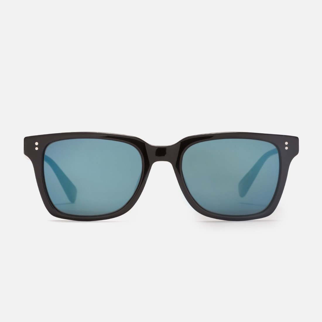 Gafas de sol Angelo Black   Blue mirror 1b71bfb725f