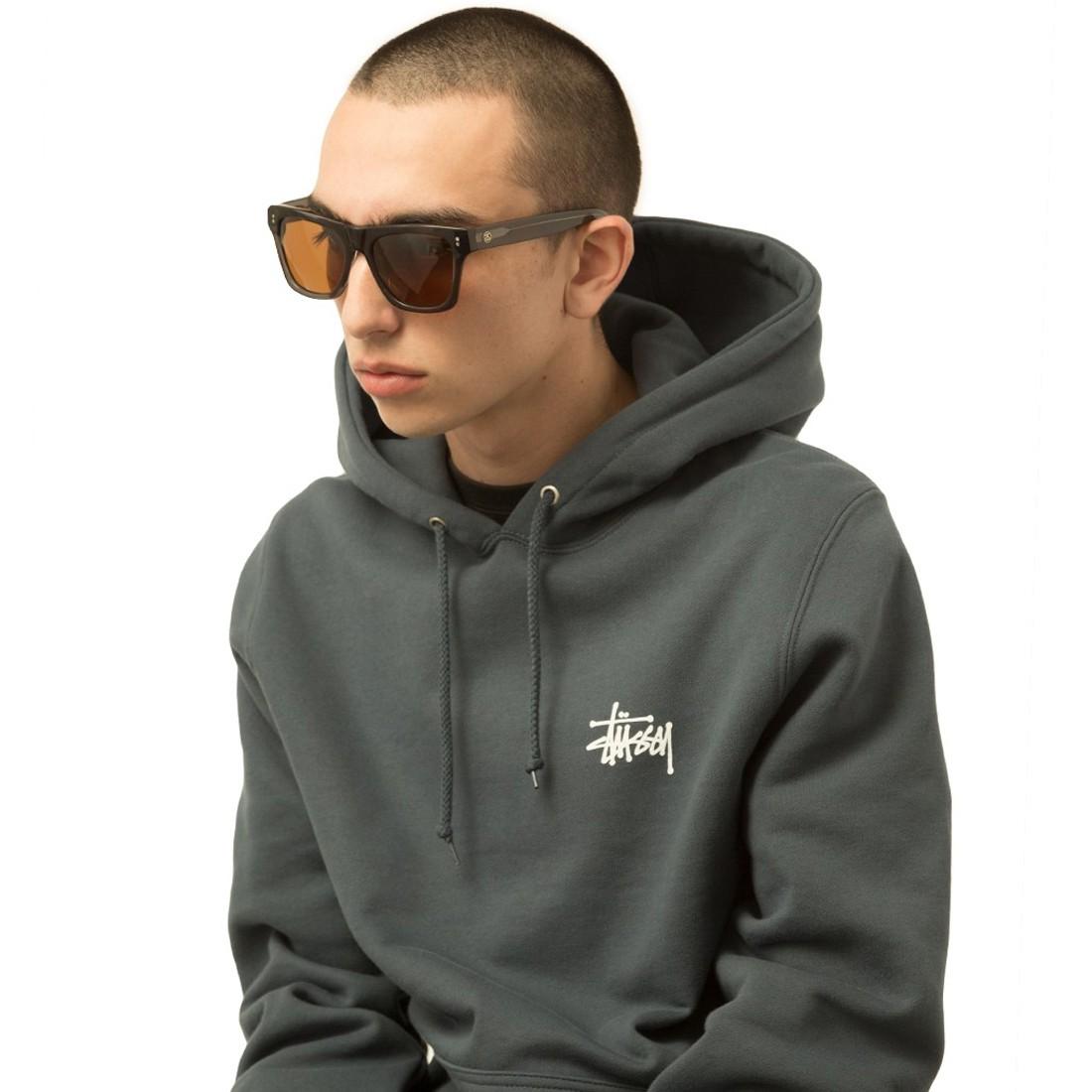 6789f28487 Stüssy Norton Sunglasses Dark Grey   Brown