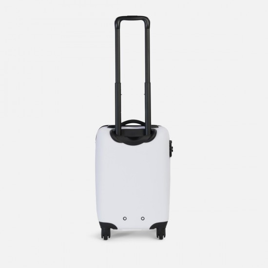 Trade Luggage Carry-On White