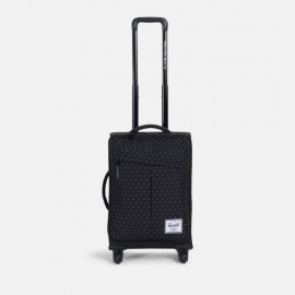 Highland Luggage Black Gridlock