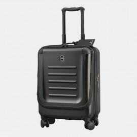 Spectra 2.0 Dual-Access Global Carry-On Black