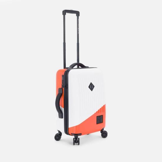 Maleta Trade Power Small White/Vermillion Orange