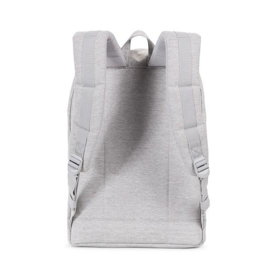 Mochila Retreat Light Grey Crosshatch