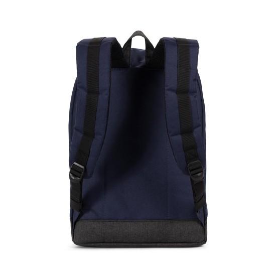Retreat Backpack Peacoat/Black Crosshatch