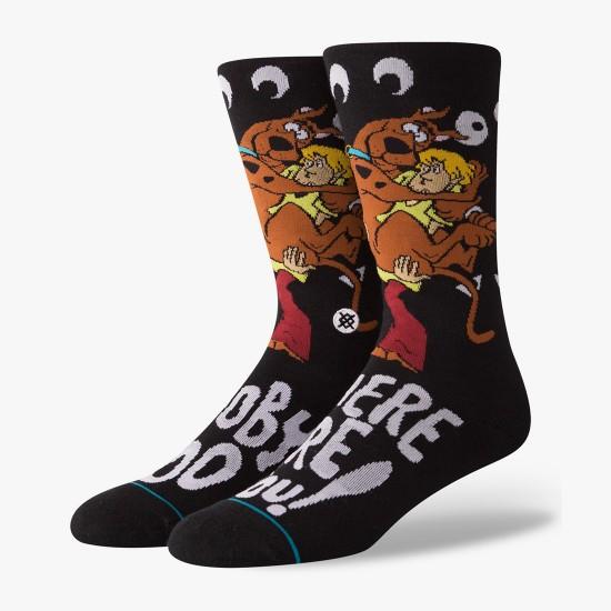 Where Are You Socks Black