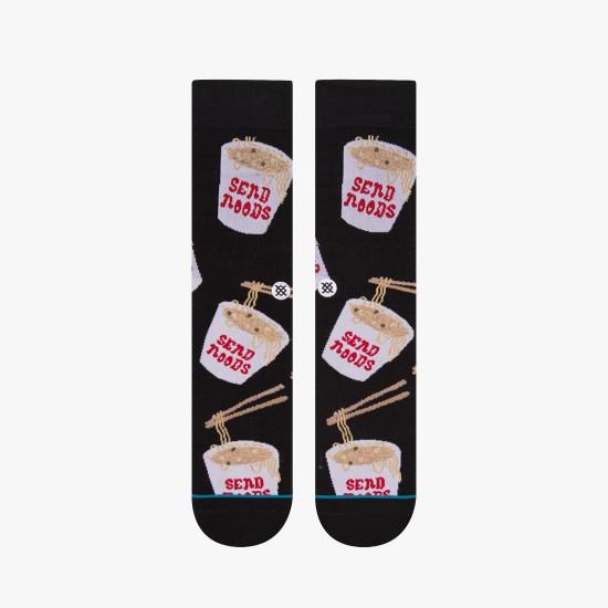 Noods Socks Black
