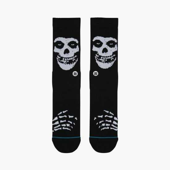 Misfits Socks Black