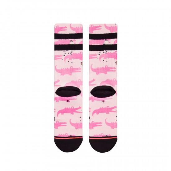 Mitjons Alligator Pie Pink