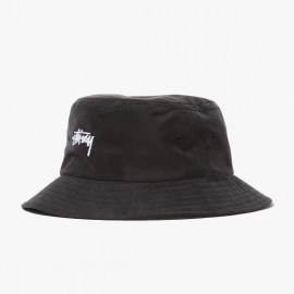 Gorro Stock Bucket Hat Black