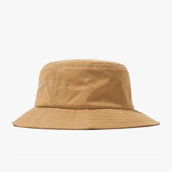 Gorro Stock Bucket Hat Camel