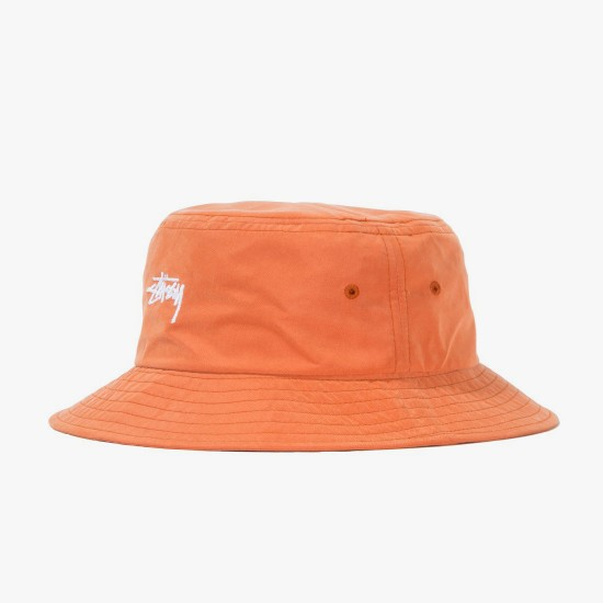 Gorro Stock Bucket Hat Orange