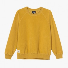 Sudadera Marlowe Inside Out Crew Gold