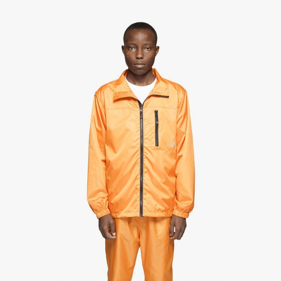 Chaqueta Micro Rip Orange