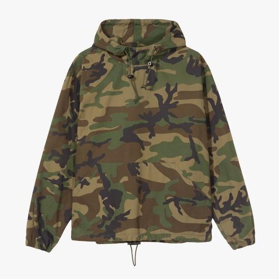 Ripstop Pullover Camo