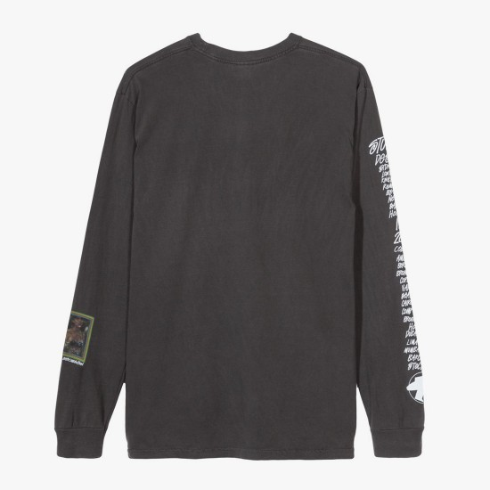 Camiseta M/L Inferno Black