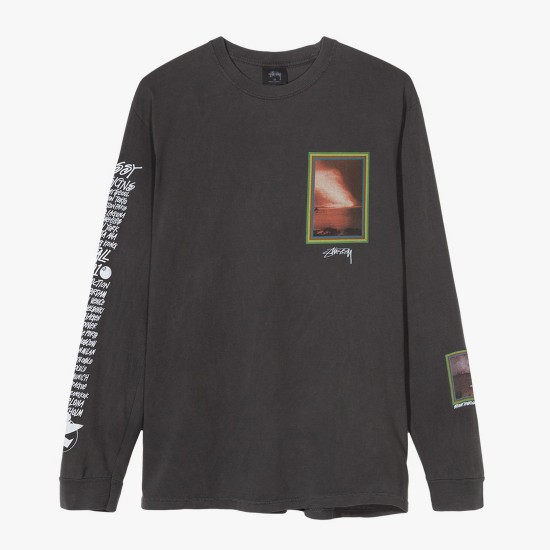 Inferno L/S Tee Back