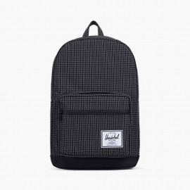 Mochila Pop Quiz Black Grid/Black