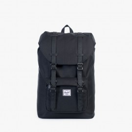 Little America Mid-Volume Backpack Black Black
