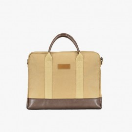 Brief Case Khaki