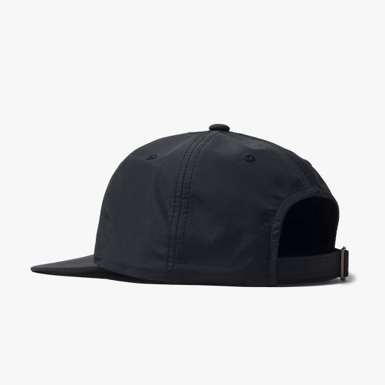 Gorra Bars Logo Low Pro Black