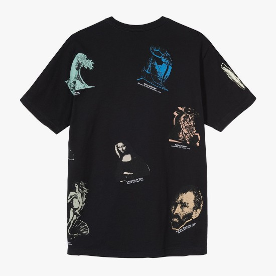 Camiseta Gallery Black