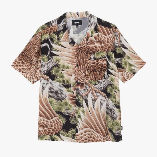 Big Falcon Shirt Black