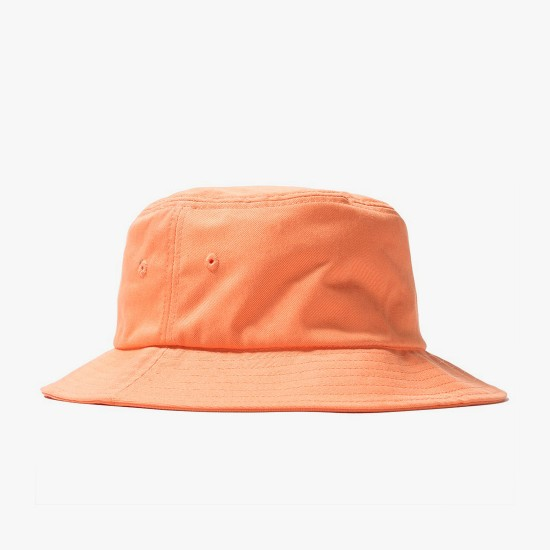 Stock Bucket Hat Peach