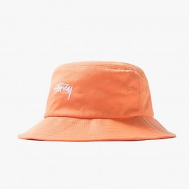 Gorro Stock Bucket Hat Peach