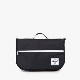 Pop Quiz Messenger Black
