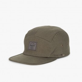 Glendale Cap Army Herringbone