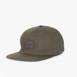 Albert Cap Army Herringbone