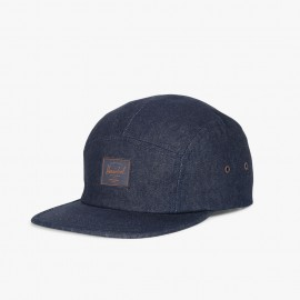Glendale Cap Raw Denim
