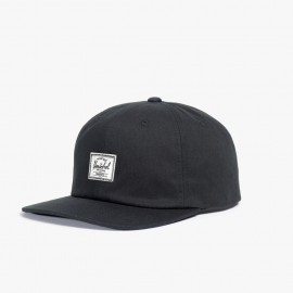 Albert Cap Black