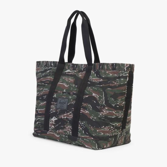Bamfield Tote Bag Tiger Camo Surplus