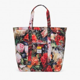 Bolsa Tote Bamfield Mid Volume Fall Floral  Hoffman Collection