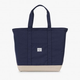 Bamfield Tote Bag Mid Volume Peacoat Eucalyptus