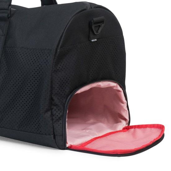 Novel Duffle Bag Black Black