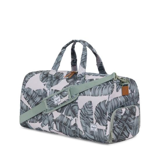 Novel Duffle Bag Mid Volume Silver Birch Palm