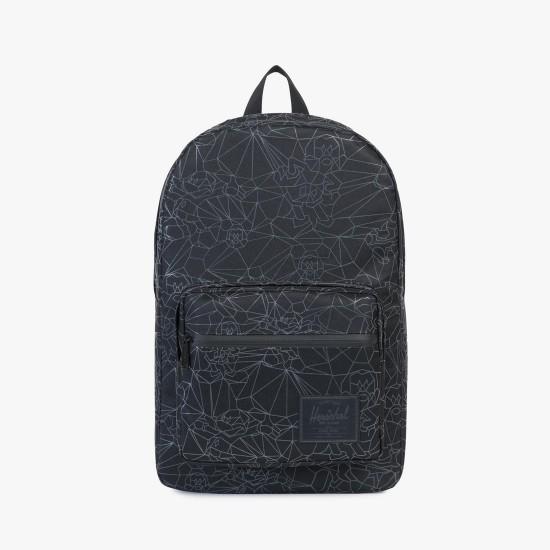 Pop Quiz Backpack Black Metric Mickey