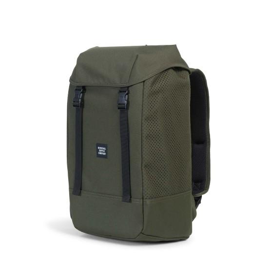 Iona Backpack Forest Black