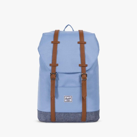 Retreat Mid Volume Backpack Hyde Chambray