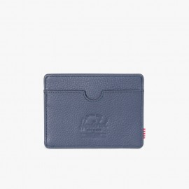 Targeter Charlie Leather RFID Navy