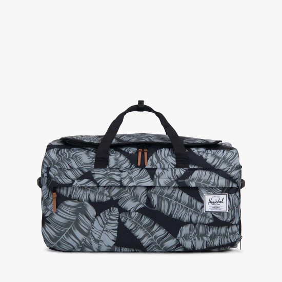 Outfitter Luggage Black Palm