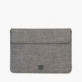 Funda Spokane 13 (New MacBook) Raven Crosshatch