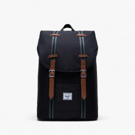 Retreat Mid Volume Backpack Black Black
