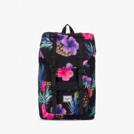 Little America Mid Volume Backpack Black Pineapple